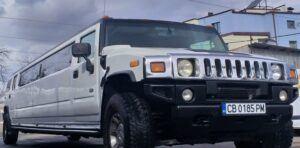 Hummer H2 KRYSTAL superstrech limousine