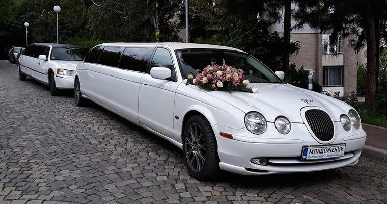 предимства на сватбена лимузина